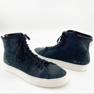 Tournament High Top Sneakers COMMON PROJECT